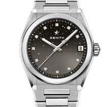 Zenith 03.9200.670/02.MI001 Steel 2021 Defy 36mm new United States of America, Florida, Sunny Isles Beach