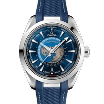 Omega Seamaster Aqua Terra Steel 43mm Blue United States of America, Florida, Sunny Isles Beach