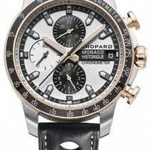 Chopard Grand Prix de Monaco Historique new 2021 Automatic Chronograph Watch with original box and original papers 168570-9001
