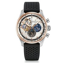 Zenith El Primero Chronomaster Gold/Steel 42mm Silver United States of America, Florida, Sunny Isles Beach