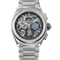 Zenith 95.9000.9004/78.M9000 Titanium 2020 El Primero 44mm new United States of America, Florida, Sunny Isles Beach
