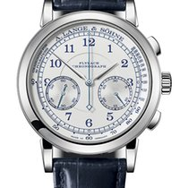 A. Lange & Söhne 1815 414.026 New White gold 39.5mm Manual winding