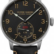 Ulysse Nardin Marine Torpilleur Steel 44mm Black Arabic numerals United States of America, Florida, Sunny Isles Beach