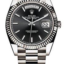 Rolex 228239 Or blanc 2020 Day-Date 40 40mm nouveau