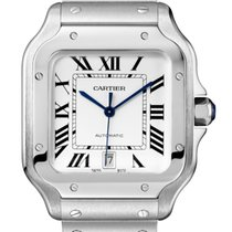 Cartier Santos (submodel) Steel 39.8mm United States of America, Florida, Sunny Isles Beach