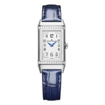 Jaeger-LeCoultre Reverso Duetto Steel 40mm Blue Arabic numerals United States of America, Florida, Sunny Isles Beach