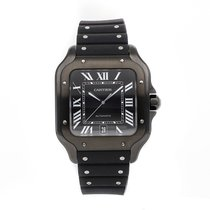 Cartier Santos (submodel) new 2021 Manual winding Watch with original box and original papers WSSA0039