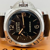 Panerai Luminor Marina 1950 3 Days PAM 00422 Nuevo Acero 47mm Cuerda manual España, Palau Solita i Plegamans - Barcelona