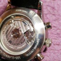 Maurice Lacroix Les Classiques Chronographe Stahl 41mm Schwarz Keine Ziffern Deutschland, Roßdorf