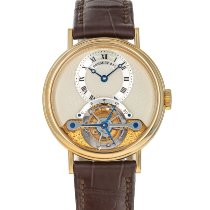 Breguet Yellow gold 35mm Silver Roman numerals United States of America, Maryland, Baltimore, MD