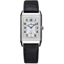 Jaeger-LeCoultre Reverso Squadra Lady Steel 42.9mm Silver United States of America, New York, New York City