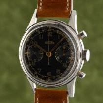 Angelus Steel 38mm Manual winding pre-owned United States of America, California, Woodland Hills