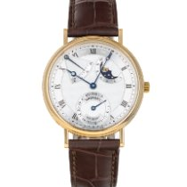 Breguet Classique Yellow gold 36mm Silver Roman numerals United States of America, Maryland, Baltimore, MD