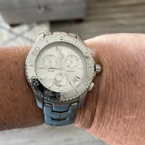 TAG Heuer Link Quartz Steel 41mm Silver United States of America, Texas, Frisco