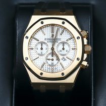 Audemars Piguet 26320OR.OO.D088CR.01 Rose gold 2015 Royal Oak Chronograph 41mm pre-owned United States of America, California, Newport Beach CA