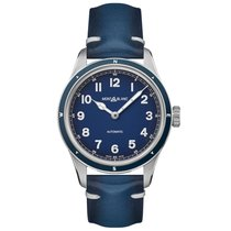 Montblanc new Automatic Luminous numerals Luminous hands 40mm Steel Sapphire crystal