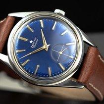 Zenith Sporto Acier 35mm Bleu Sans chiffres