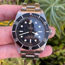 Tudor 79230N Steel 2020 Black Bay 41mm pre-owned United States of America, California, Los Angeles
