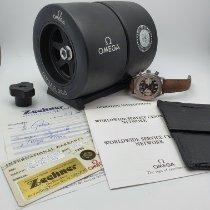 Omega Dynamic Chronograph Ocel 39mm Černá Arabské