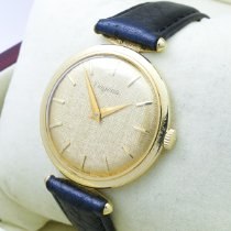 Dugena Yellow gold 33mm Manual winding Dugena Vintage pre-owned