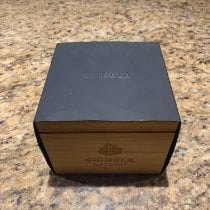 Shinola 47mm Quartz S0100100965 pre-owned United States of America, Maryland, Baltimore