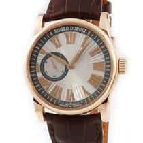 Roger Dubuis Hommage Red gold Silver