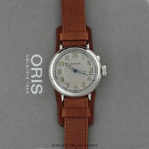 Oris Big Crown 1917 Limited Edition Acier 40mm Argent
