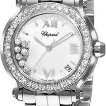 Chopard Dámské hodinky Happy Sport 36mm Quartz použité Hodinky s originální krabičkou
