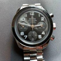 Omega Speedmaster Ladies Chronograph Çelik 38mm Gri Arap rakamları