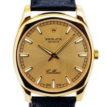 Rolex Cellini Danaos Oro amarillo 38mm Oro (macizo)