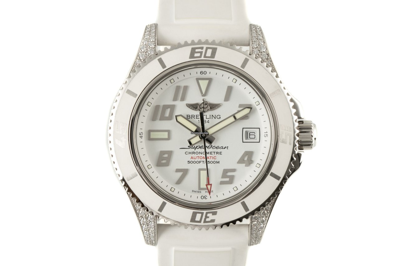 Breitling Superocean 42 A17364 2013 pre-owned