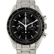 Omega Speedmaster Professional Moonwatch Stahl 42mm Schwarz Keine Ziffern Schweiz, Lugano
