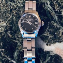 Rolex Oyster Perpetual Lady Date occasion 26mm Date Acier