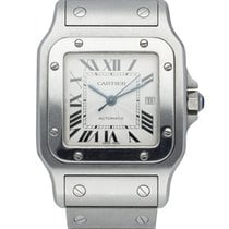 Cartier Santos Galbée Steel 29mm Silver United States of America, New York, New York