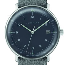 Junghans max bill Ladies Steel Grey