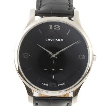 Chopard L.U.C White gold 39mm Black