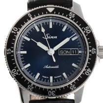 Sinn 104 Steel 41mm Blue