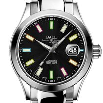Ball Engineer III Steel 40mm Black
