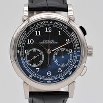 A. Lange & Söhne White gold 39.5mm Manual winding 414.028 pre-owned