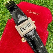 Cartier Tank Divan neu Quarz Uhr mit Original-Box WA301071