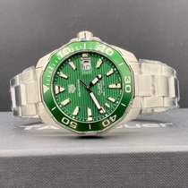 TAG Heuer Steel 43mm Automatic WAY201S.BA0927 new