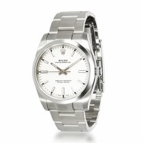 Rolex Oyster Perpetual 34 Steel 34mm White United States of America, New York, New York