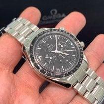 Omega Speedmaster Professional Moonwatch Steel 42mm Black No numerals United Kingdom, Gateshead