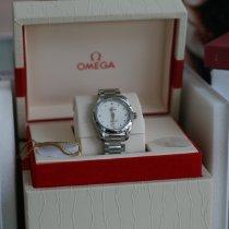 Omega Seamaster Aqua Terra new 2020 Quartz Watch with original box and original papers 220.10.28.60.54.001