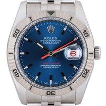 Rolex Datejust Turn-O-Graph Steel 36mm Blue United Kingdom, London
