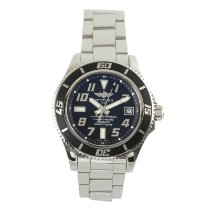 Breitling Superocean 42 Steel 42mm Black