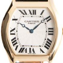 Cartier Tortue Gelbgold 33mm Silber Deutschland, Karlsruhe