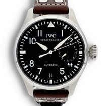 IWC Big Pilot Steel 46mm United States of America, California, Los Angeles