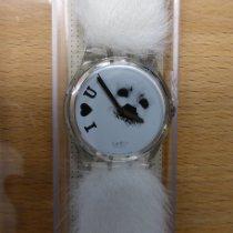 Swatch Plastic 34mm Quartz new