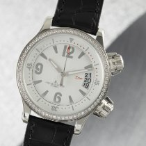 Jaeger-LeCoultre Master Compressor Lady Automatic Steel 37mm White